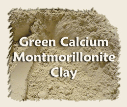 Calcium Montmorillonite Clay for your Pets